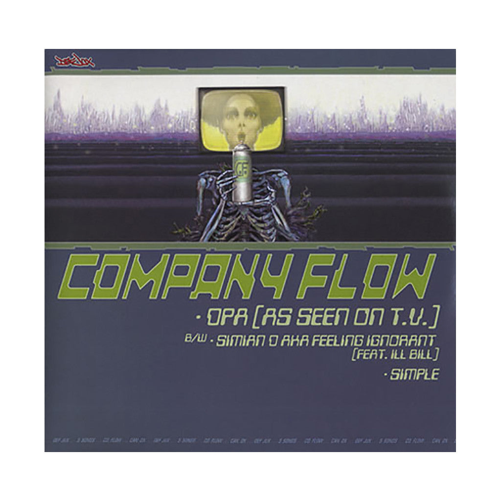 <!--2000112849-->Company Flow - 'DPA (As Seen On TV)' [Streaming Audio]