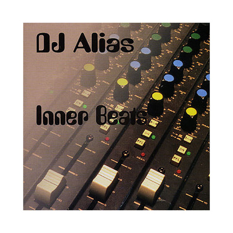 DJ Alias - 'Inner Beats' [CD]