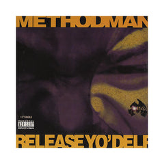 "<!--019940101011886-->Method Man - 'Release Yo' Delf/ Bring The Pain (Remix)' [(Black) 12"" Vinyl Single]"
