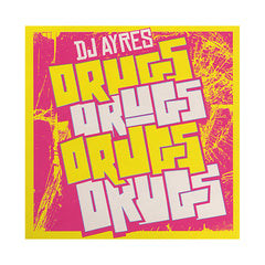 DJ Ayres - 'Drugs' [CD]