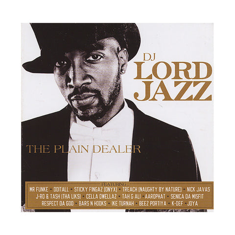 DJ Lord Jazz - 'The Plain Dealer' [CD]