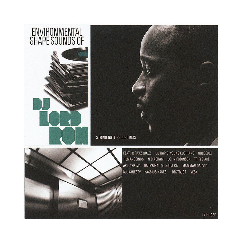 <!--2010080637-->DJ Lord Ron - 'The Touch' [Streaming Audio]