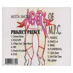 <!--020080916014973-->DJ Mista Smoke - 'Project Prince' [CD]
