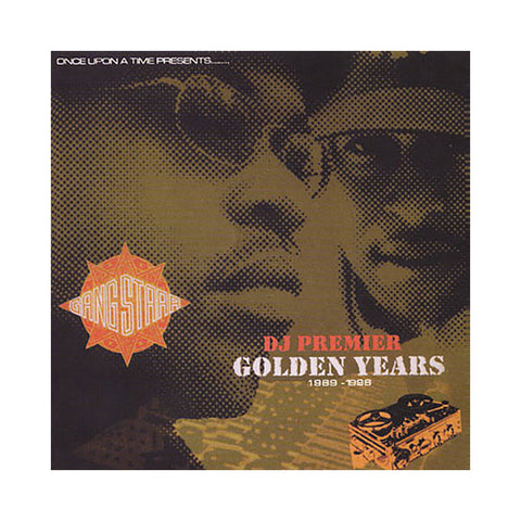 "[""DJ Premier (of Gang Starr) (Once Upon A Time Presents) - 'Golden Years: 1989-1998' [CD]""]"