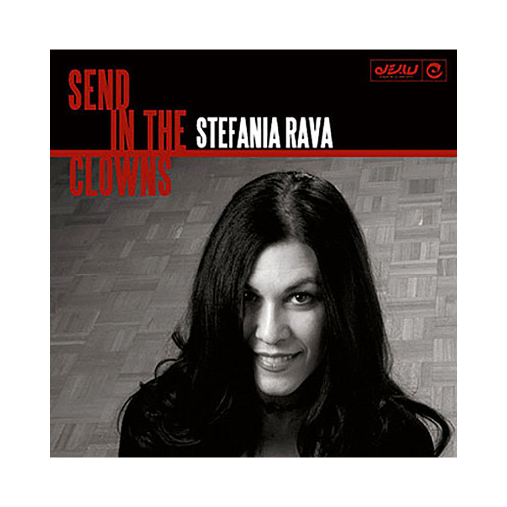 Stefania Rava - 'Send In The Clowns' [(Black) Vinyl LP]