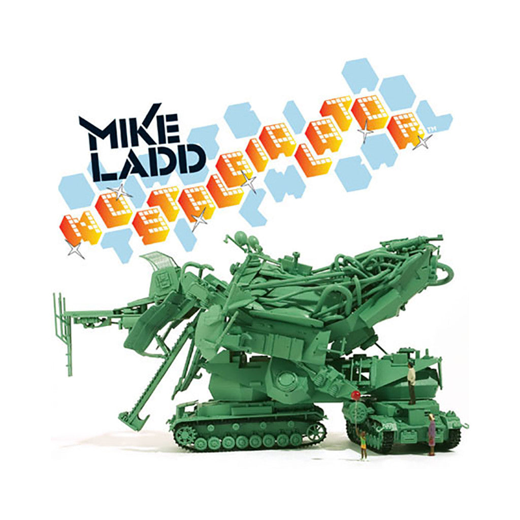 <!--020080115011316-->Mike Ladd - 'Nostalgialator' [CD]