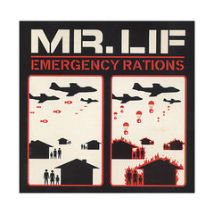 <!--020020625002042-->Mr. Lif - 'Emergency Rations' [CD]