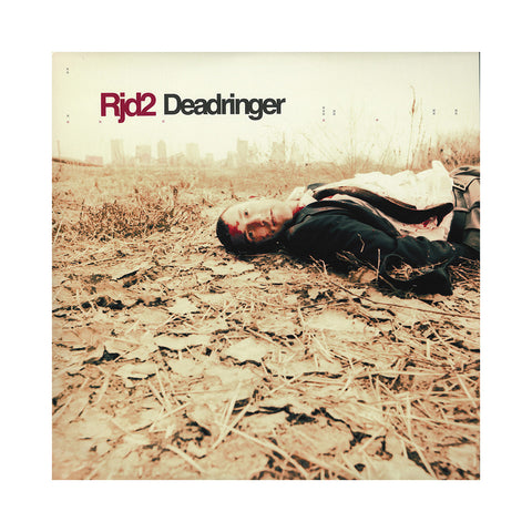 RJD2 - 'Deadringer' [(Black) Vinyl [2LP]]
