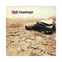 <!--020150630018837-->RJD2 - 'Deadringer' [(Black) Vinyl [2LP]]