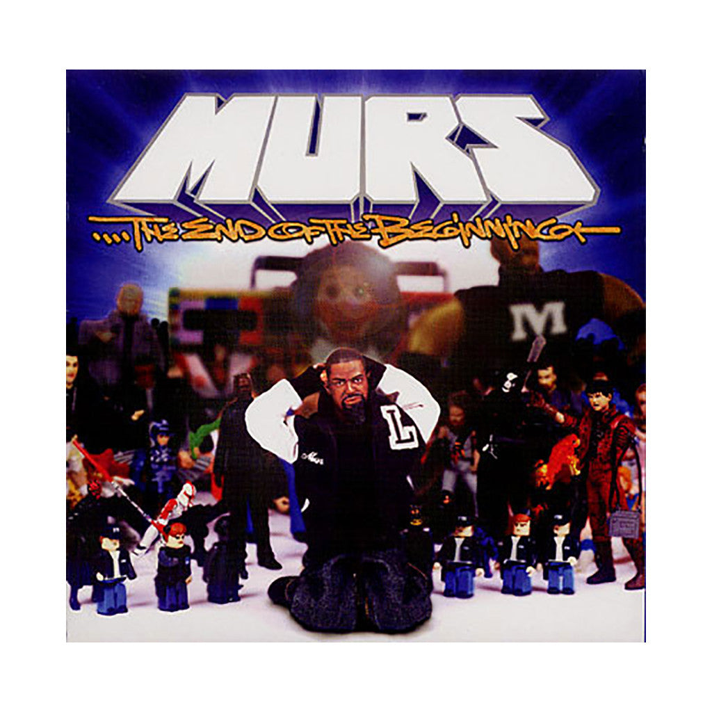 <!--020030225011830-->Murs - 'The End Of The Beginning' [(Black) Vinyl [2LP]]