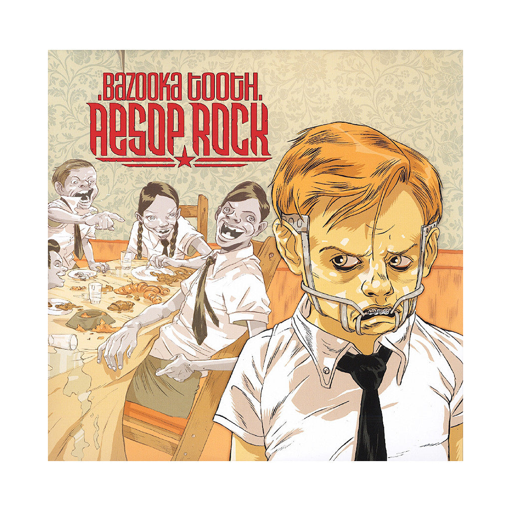 <!--020030923012596-->Aesop Rock - 'Bazooka Tooth' [CD]