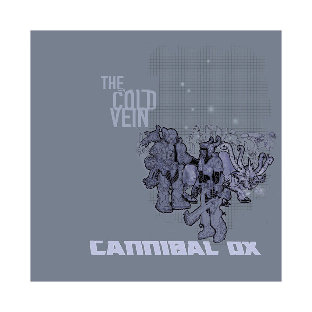 Cannibal Ox - 'The Cold Vein' [(Black) Vinyl [2LP]]