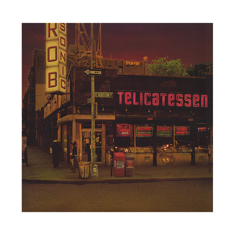 Rob Sonic - 'Telicatessen' [CD]