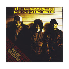 <!--020050322011734-->Perceptionists - 'Black Dialogue' [CD]