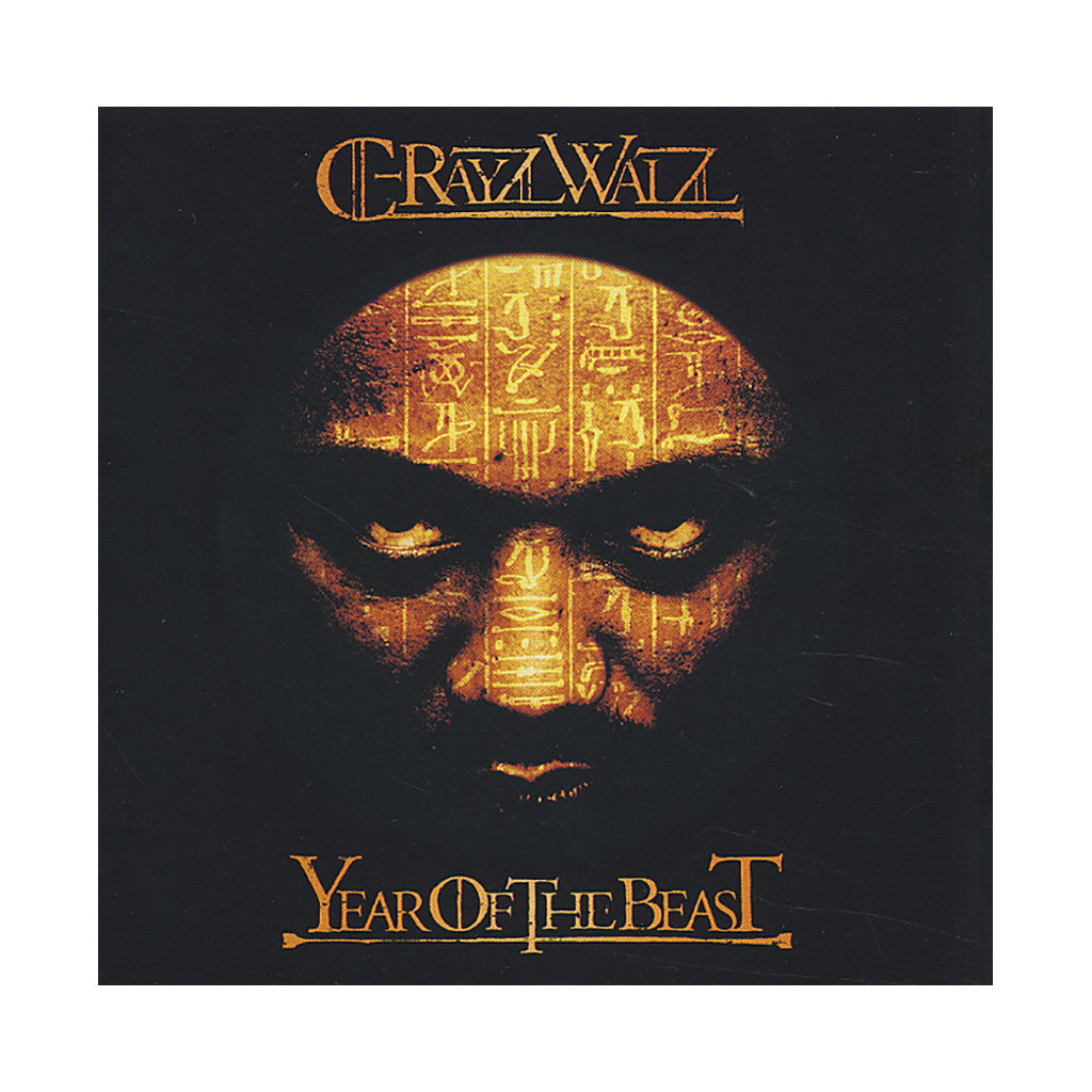 C-Rayz Walz - 'Year Of The Beast' [CD]
