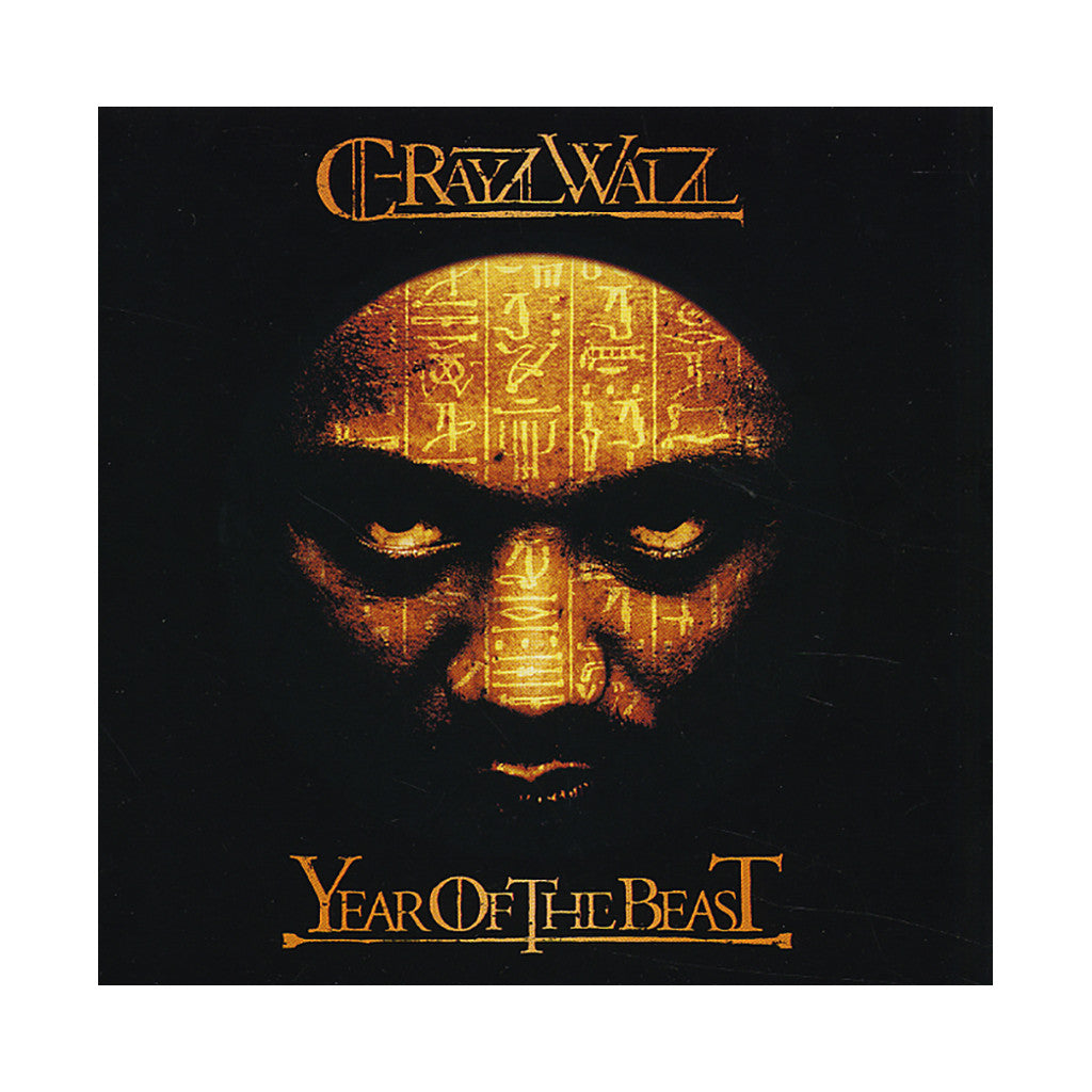<!--020050517005029-->C-Rayz Walz - 'Year Of The Beast' [(Black) Vinyl [2LP]]