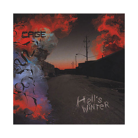 Cage - 'Hell's Winter' [(Black) Vinyl [2LP]]