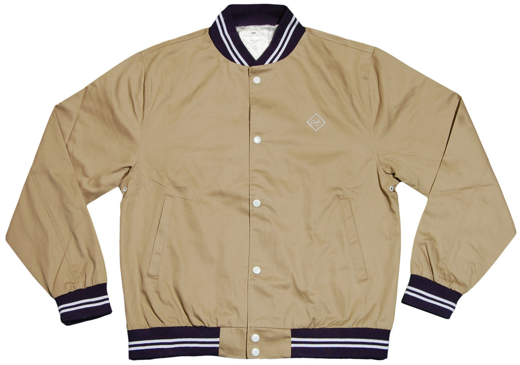 <!--2012032022-->Durkl - 'Stadium' [(Light Brown) Jacket]