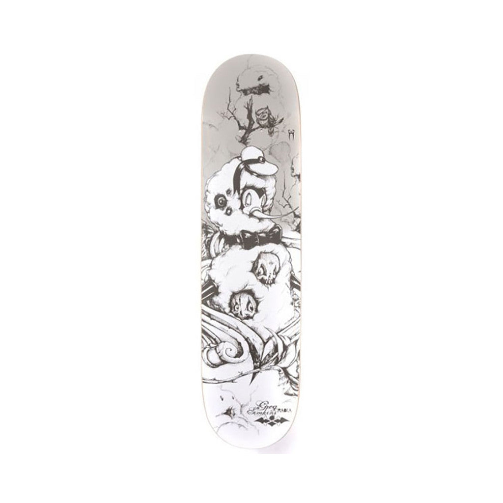 <!--020080715014414-->Greg Craola Simkins (Upper Playground & Fifty 24SF Presents) - 'Craola' [Skateboard Deck]
