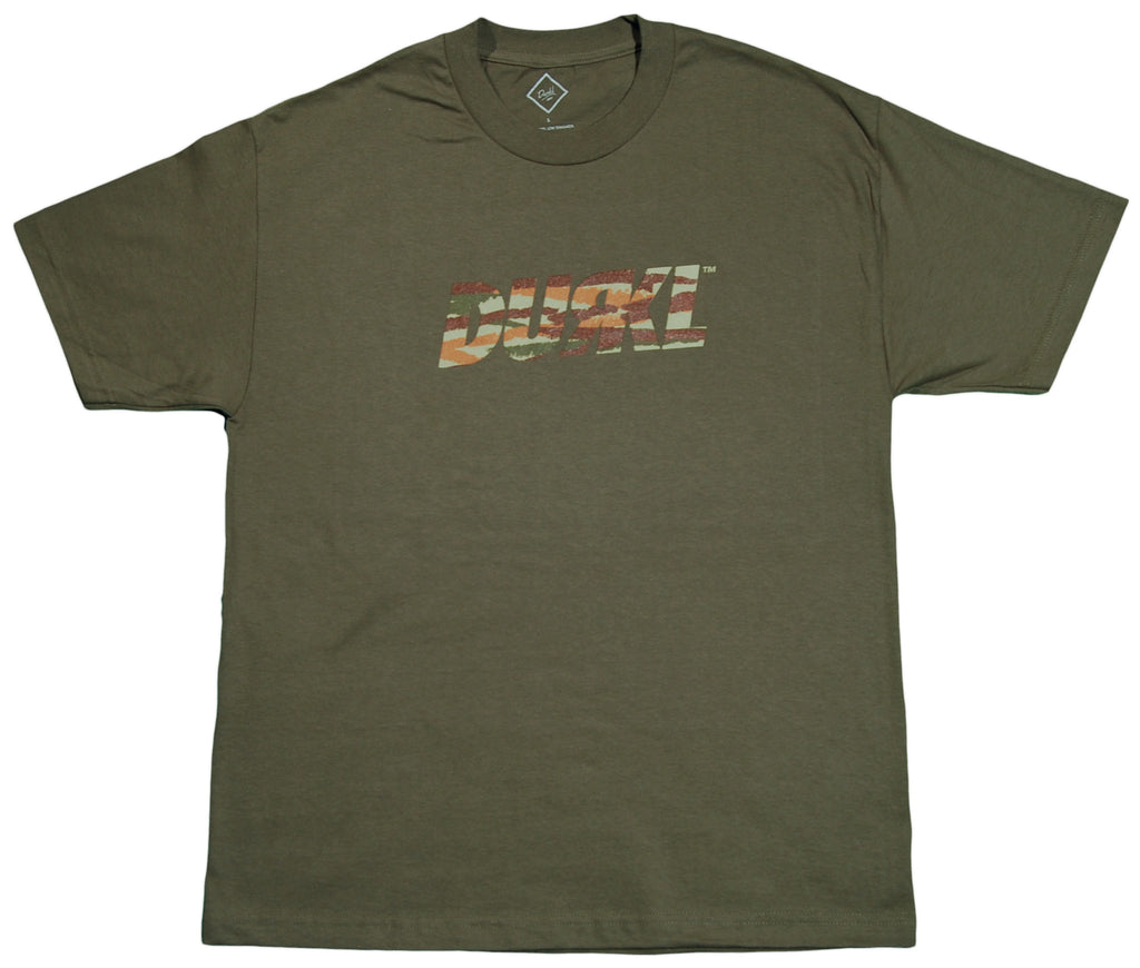 <!--2012022810-->Durkl - 'R Logo' [(Dark Green) T-Shirt]