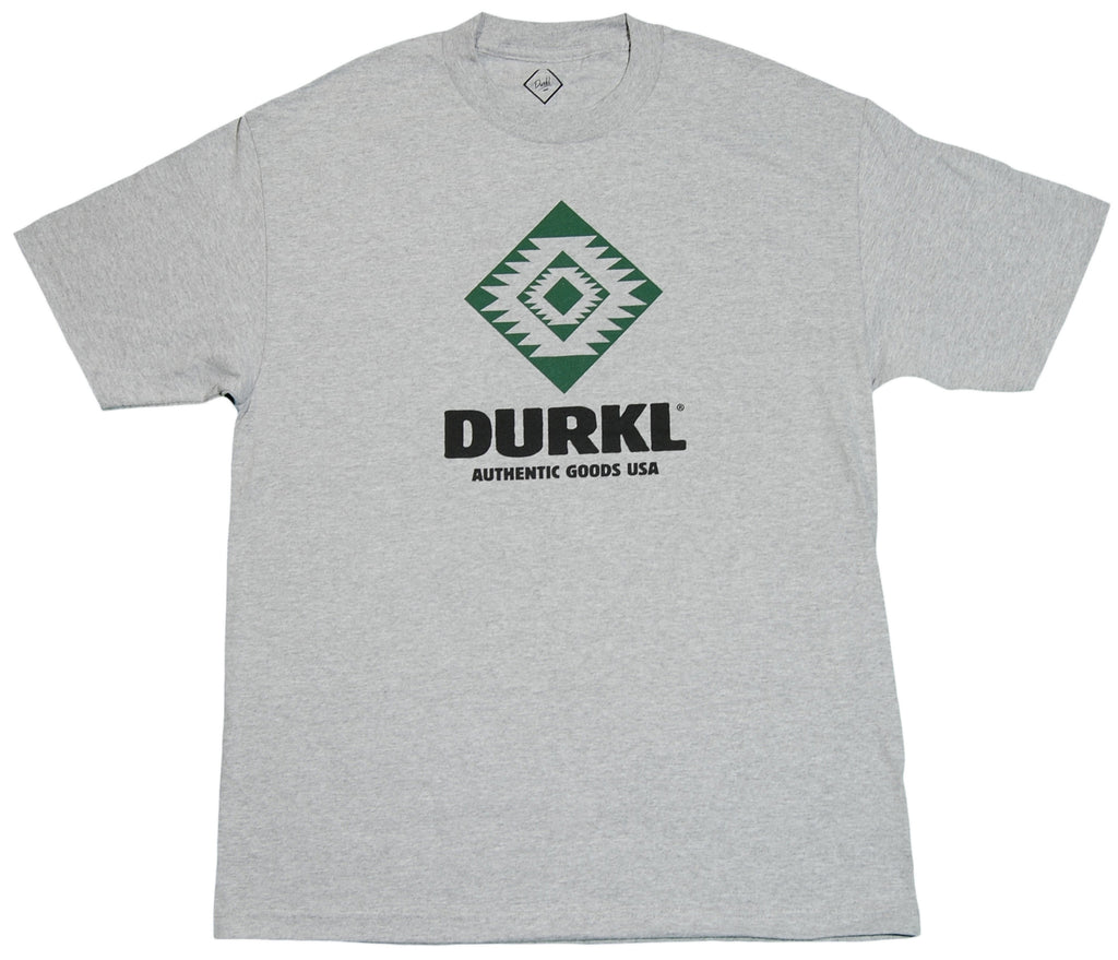 <!--2012022824-->Durkl - 'High Density' [(Gray) T-Shirt]