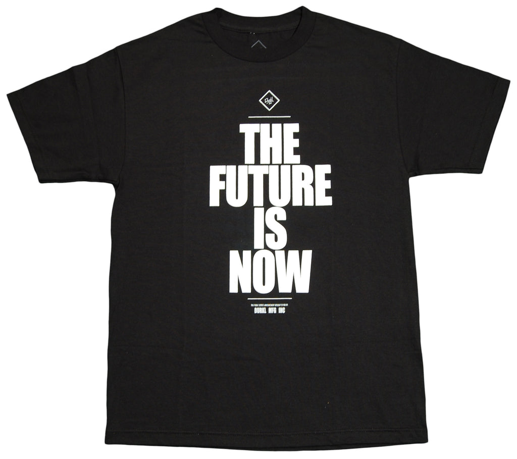 <!--2012062643-->Durkl - 'The Future Is Now' [(Black) T-Shirt]