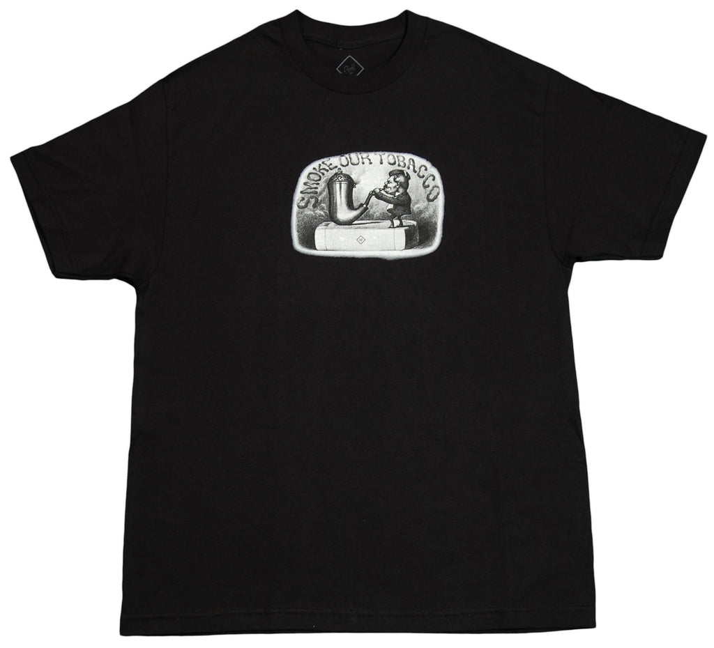 <!--2012062631-->Durkl - 'Smoke Our Tobacco' [(Black) T-Shirt]