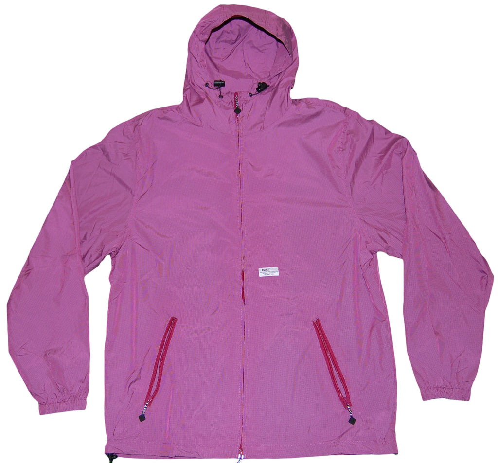 <!--2011110143-->Durkl - 'Micro Ripstop Windbreaker' [(Light Purple) Jacket]