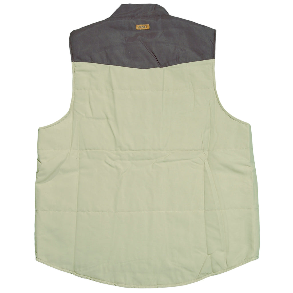 <!--2012022832-->Durkl - 'Hayes Puffy' [(Light Brown) Vest]