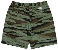 <!--2012060557-->Durkl - 'Brush Camo' [(Camo Pattern) Shorts]