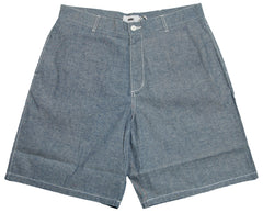 <!--2012060530-->Durkl - 'Chambray Shorts' [(Light Blue) Shorts]