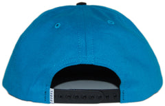 <!--020120626046488-->Durkl - 'D Logo' [(Light Blue) Snap Back Hat]