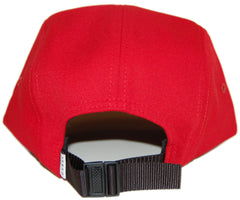 <!--020121113051845-->Durkl - 'Baseball Raglan' [(Red) Five Panel Camper Hat]