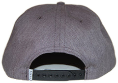 <!--2012120400-->Durkl - 'Stick D' [(Gray) Snap Back Hat]