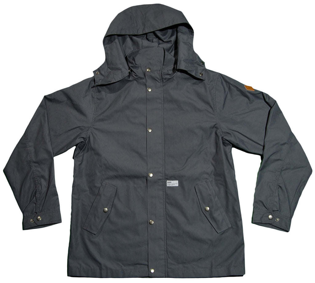 <!--2012121846-->Durkl - 'Conrad' [(Dark Gray) Jacket]