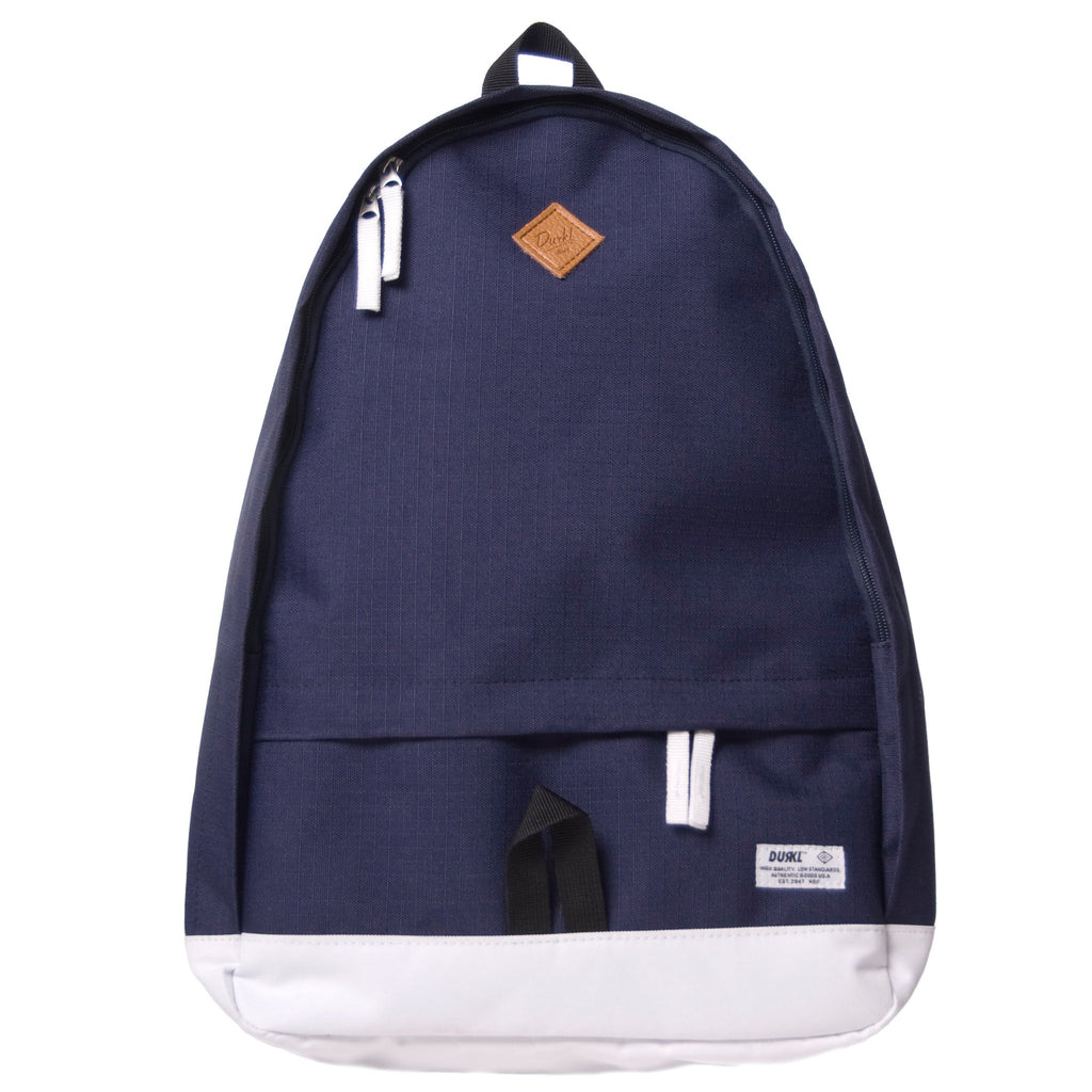 <!--020120110040153-->Durkl - 'Weekend Ripstop' [(Dark Blue) Backpack]