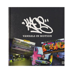 <!--020120124046429-->Torkel Sjostrand, Kaos - 'Vandals In Motion' [Book]