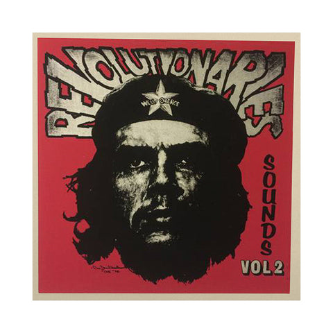 "[""Revolutionaries - 'Revolutionaries Sounds Vol. 2' [(Black) Vinyl LP]""]"