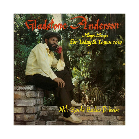 "[""Gladstone Anderson + Roots Radics - 'Sings Songs For Today & Tomorrow + Radical Dub Session' [CD [2CD]]""]"