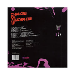 Dela - 'Changes Of Atmosphere EP' [(Black) Vinyl EP]