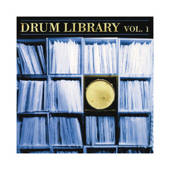 Paul Nice - 'Drum Library Vol. 01' [(Black) Vinyl LP]