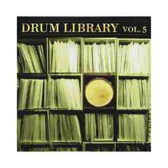 <!--120030603012699-->Paul Nice - 'Drum Library Vol. 05' [(Black) Vinyl LP]