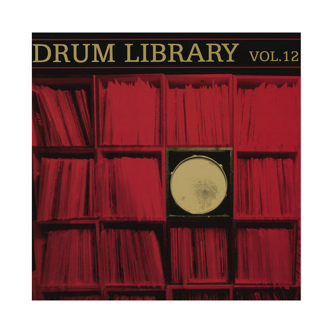 "[""Paul Nice - 'Drum Library Vol. 12' [(Black) Vinyl LP]""]"