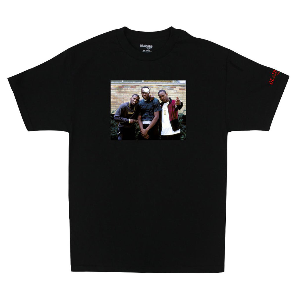 <!--2014111321-->Deadline (Cam'ron) - 'Paid In Full 2' [(Black) T-Shirt]