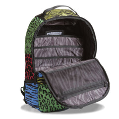 <!--2013010813-->Sprayground - 'Wild Deluxe w/ Mini Duffel' [(Multi-Color) Backpack]
