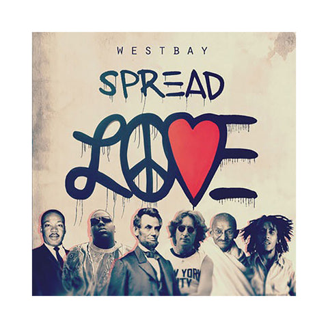 Westbay - 'Spread Love' [CD]