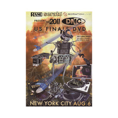 <!--020111206043311-->DMC World - '2011 US DJ Championship Finals' [DVD]
