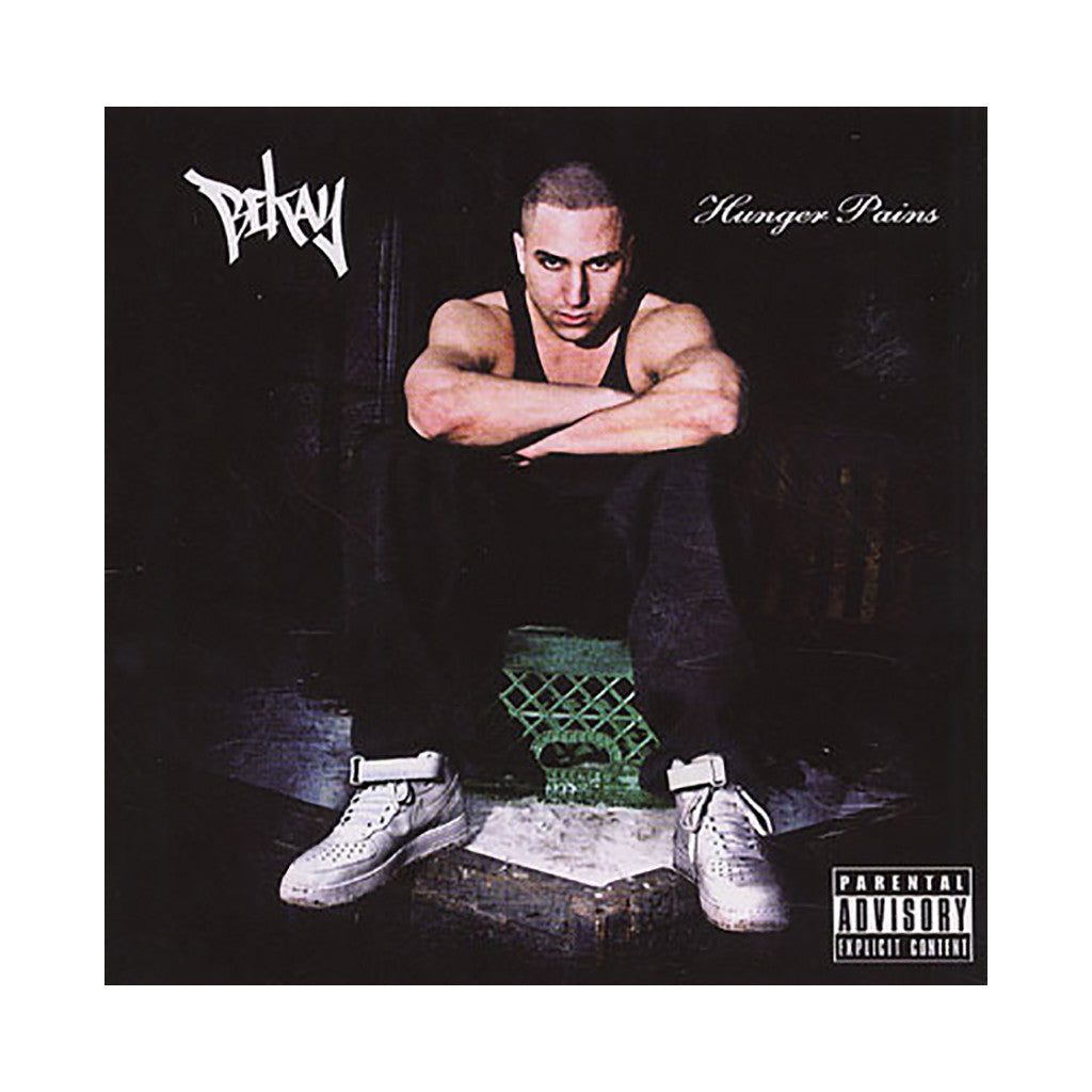 <!--020091110018723-->Bekay - 'Hunger Pains' [CD]
