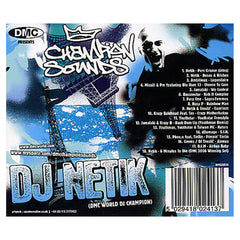 DJ Netik (DMC Presents) - 'Champion Sounds' [CD]