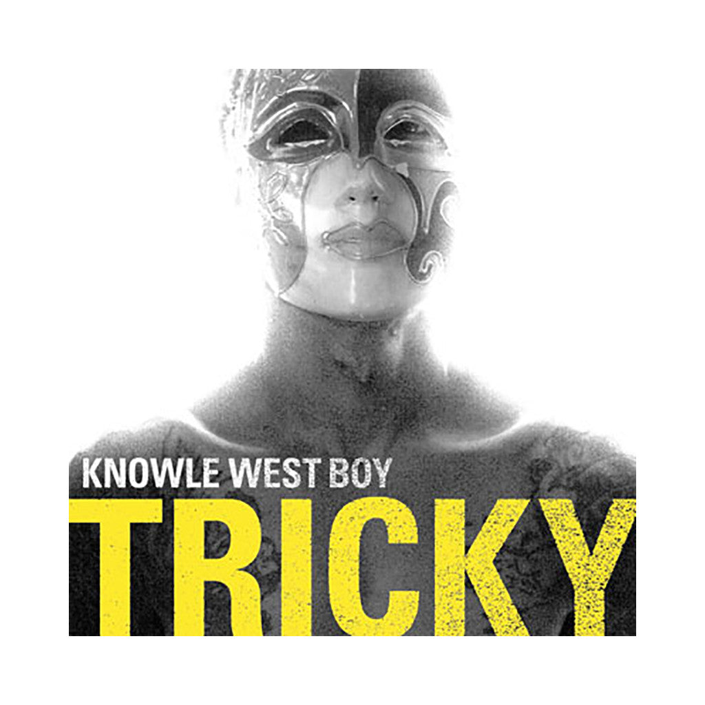<!--020080916000612-->Tricky - 'Knowle West Boy' [(Black) Vinyl LP]